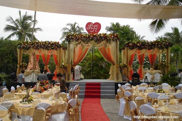 Casamento jardim1 - Decoração de Jardim - Inspirações
