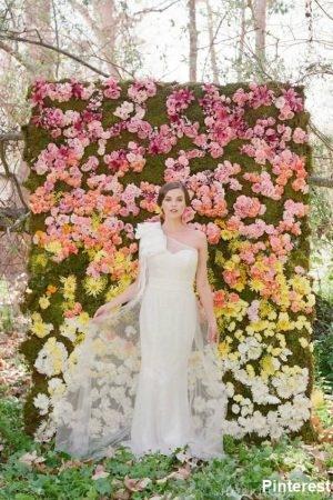 Casamento jardim12 300x450 640x480 - Decoração de Jardim - Inspirações