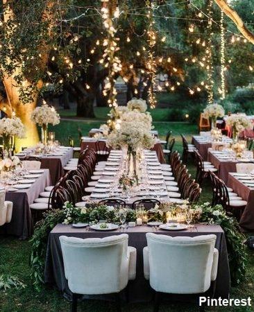 Casamento jardim13 366x450 640x480 - Decoração de Jardim - Inspirações