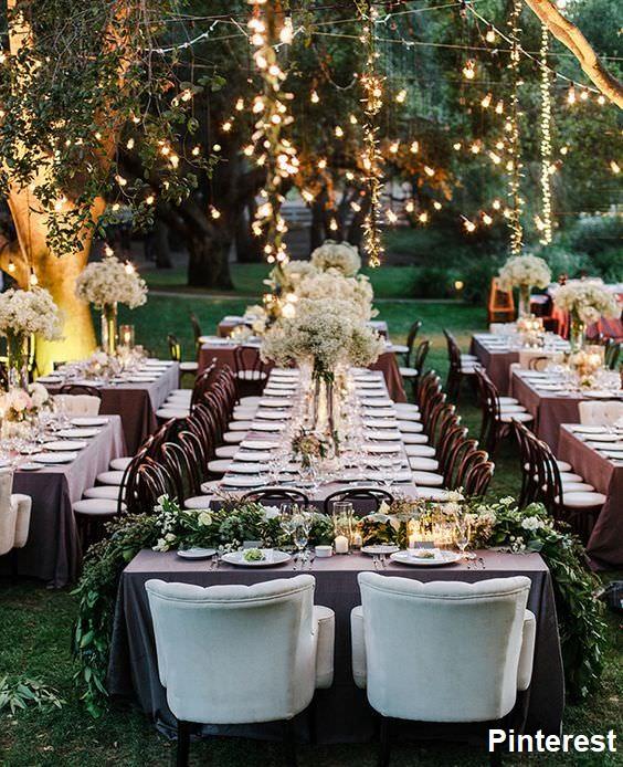 Casamento jardim13 - Decoração de Jardim - Inspirações