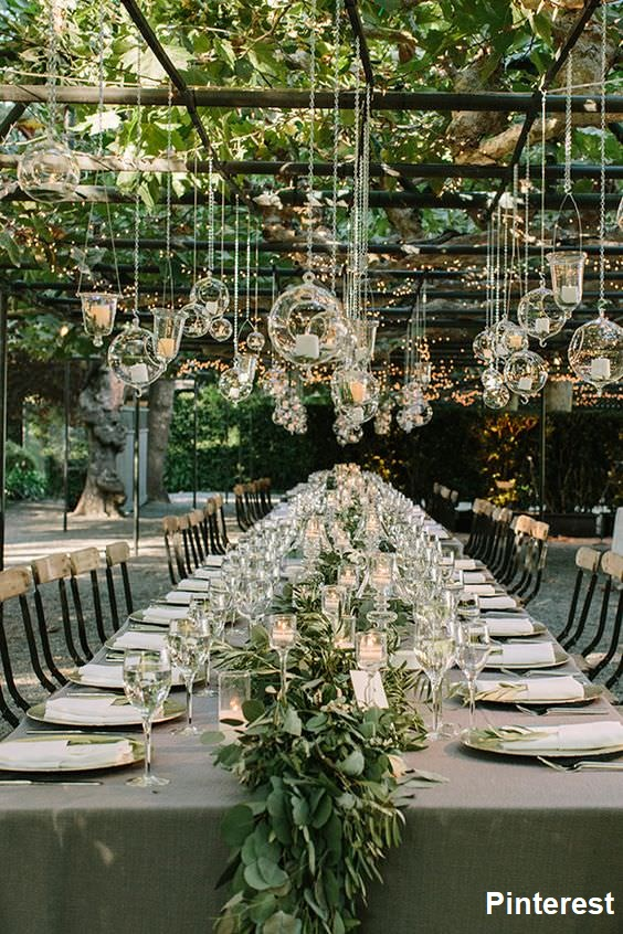 Casamento jardim16 - Decoração de Jardim - Inspirações