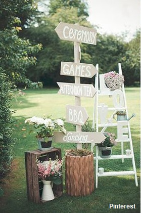 Casamento jardim17 - Decoração de Jardim - Inspirações