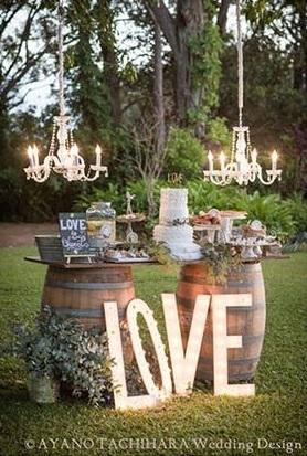 Casamento jardim18 640x480 - Decoração de Jardim - Inspirações