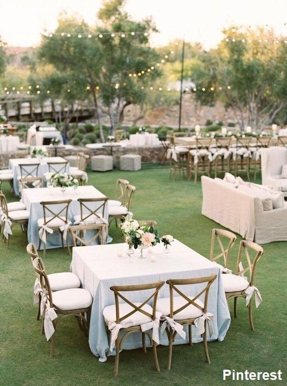 Casamento jardim19 - Decoração de Jardim - Inspirações