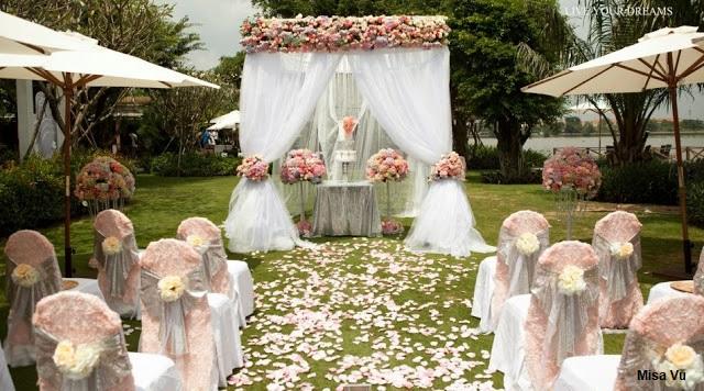 Casamento jardim2 - Decoração de Jardim - Inspirações