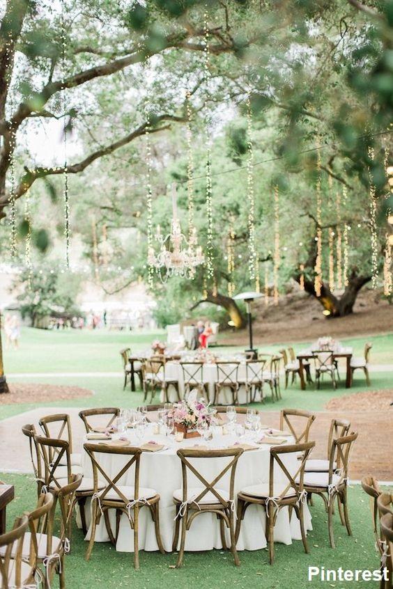 Casamento jardim20 - Decoração de Jardim - Inspirações