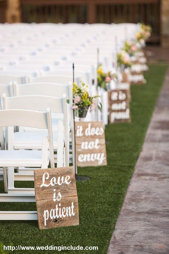 Casamento jardim23 - Decoração de Jardim - Inspirações