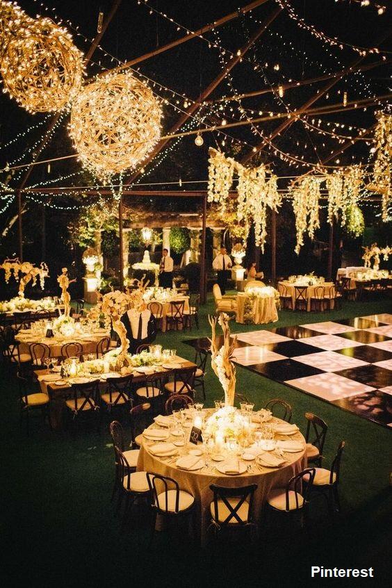 Casamento jardim25 - Decoração de Jardim - Inspirações