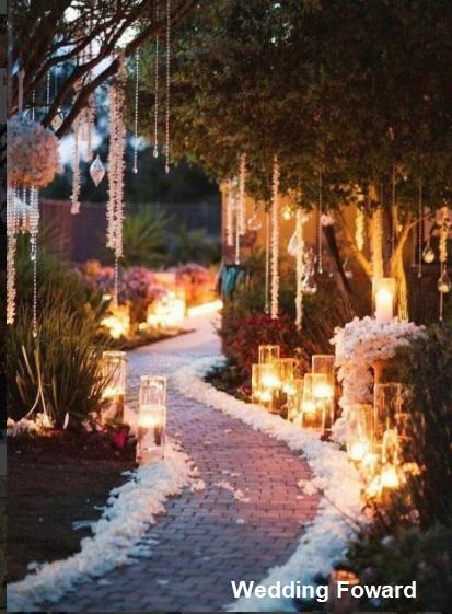 Casamento jardim26 - Decoração de Jardim - Inspirações