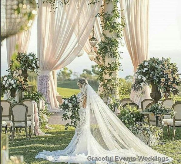 Casamento jardim27 - Decoração de Jardim - Inspirações