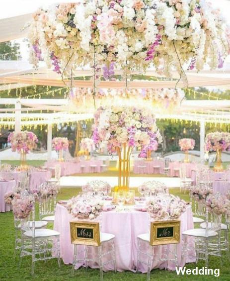 Casamento jardim28 - Decoração de Jardim - Inspirações