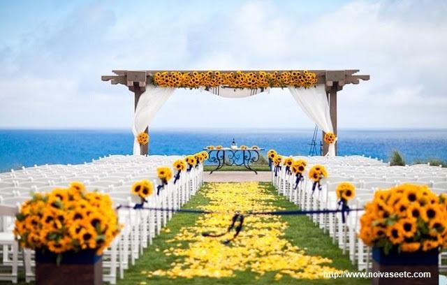 Casamento jardim3 - Decoração de Jardim - Inspirações
