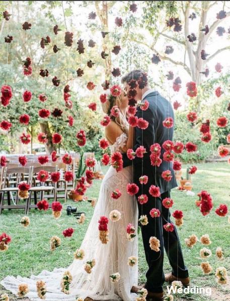 Casamento jardim30 - Decoração de Jardim - Inspirações