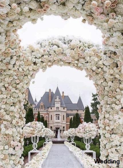 Casamento jardim31 - Decoração de Jardim - Inspirações