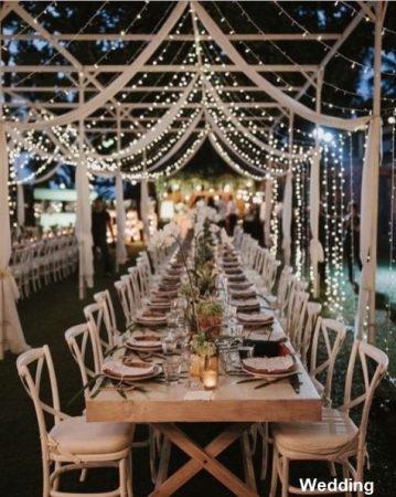 Casamento jardim34 359x450 640x480 - Decoração de Jardim - Inspirações