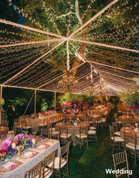 Casamento jardim35 - Decoração de Jardim - Inspirações