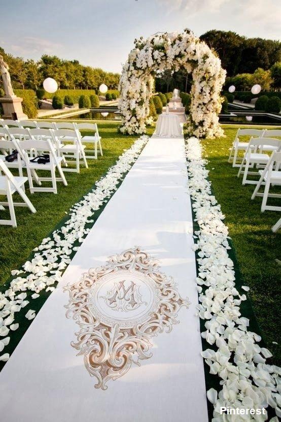 Casamento jardim48 - Decoração de Jardim - Inspirações