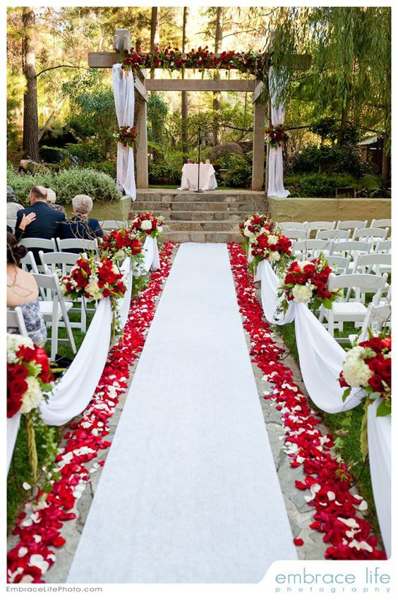 Casamento jardim49 - Decoração de Jardim - Inspirações
