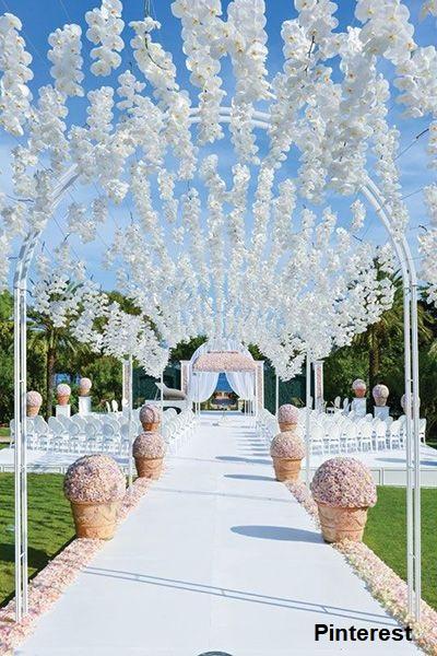 Casamento jardim50 - Decoração de Jardim - Inspirações