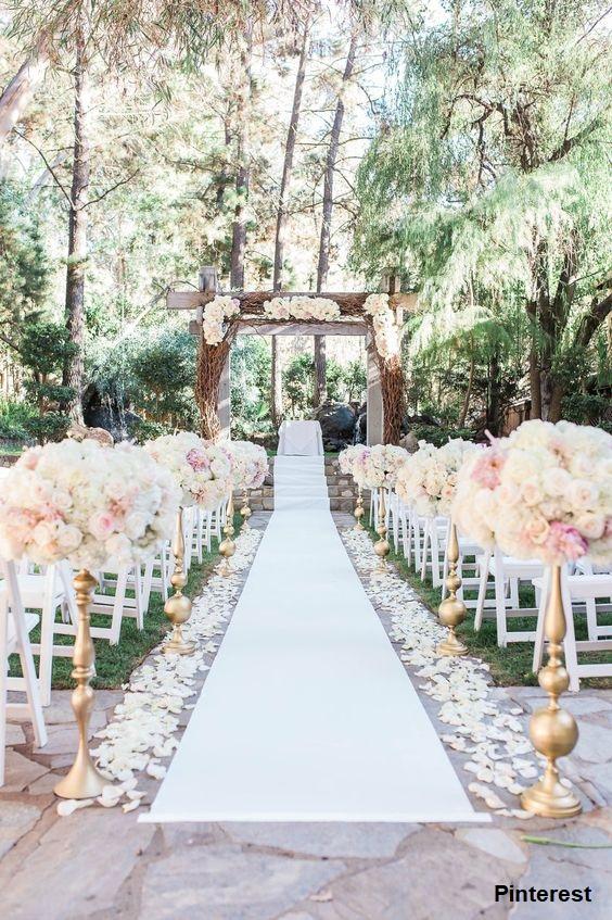 Casamento jardim51 - Decoração de Jardim - Inspirações
