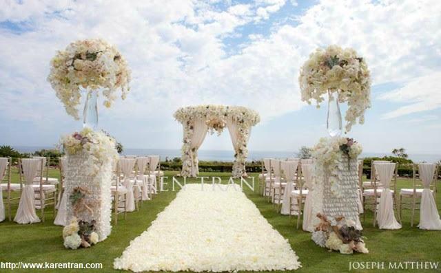 Casamento jardim7 - Decoração de Jardim - Inspirações