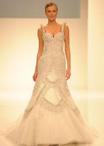 Dar Sara - Vestidos de Noiva / Bridal Collection - Colecções 2013
