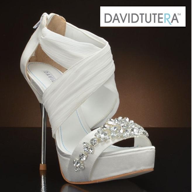 David Tutera1 - Sapatos de princesa