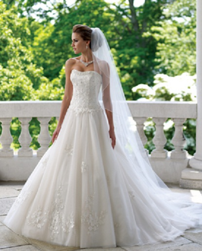 David Tutera2 1 - Vestidos de Noiva / Bridal Collection - Colecções 2013
