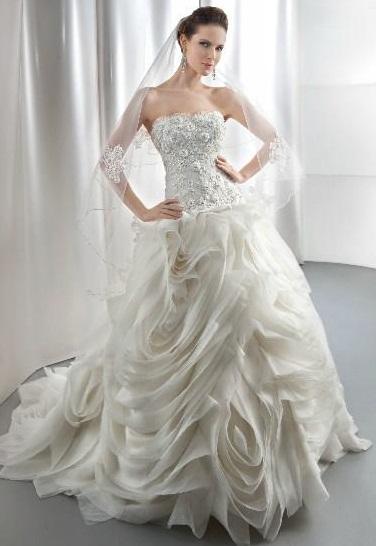 Demetrios2 1 - Vestidos de Noiva / Bridal Collection - Colecções 2013