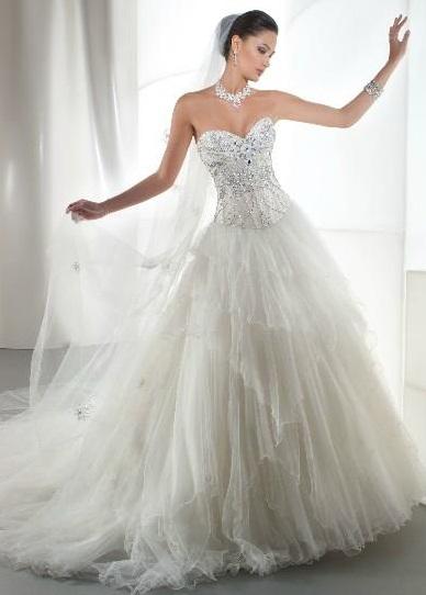 Demetrios5 1 - Vestidos de Noiva / Bridal Collection - Colecções 2013