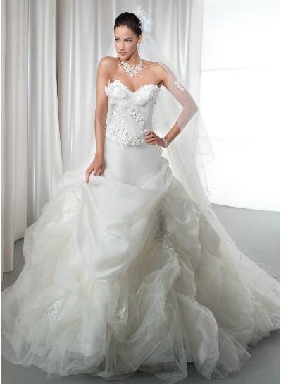 Demetrios6 1 - Vestidos de Noiva / Bridal Collection - Colecções 2013