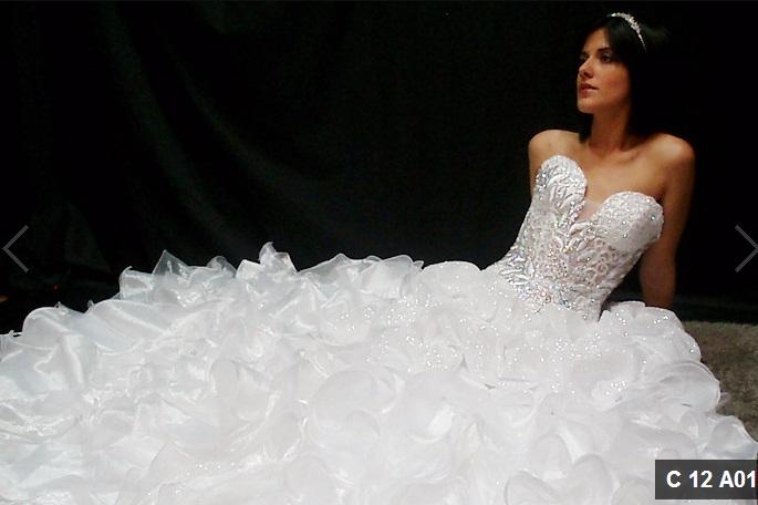 Edite Norte4 - Vestidos de Noiva / Bridal Collection - Colecções 2013