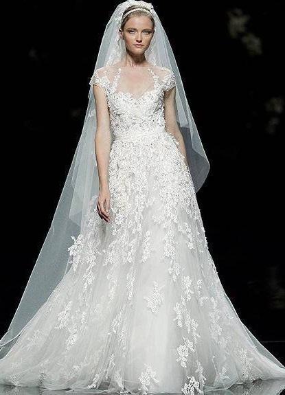 Elie Saab 2 - Vestidos de Noiva / Bridal Collection - Colecções 2013