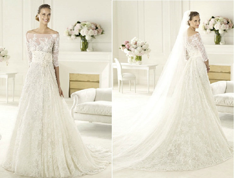 Elie Saab1 1 - Vestidos de Noiva / Bridal Collection - Colecções 2013