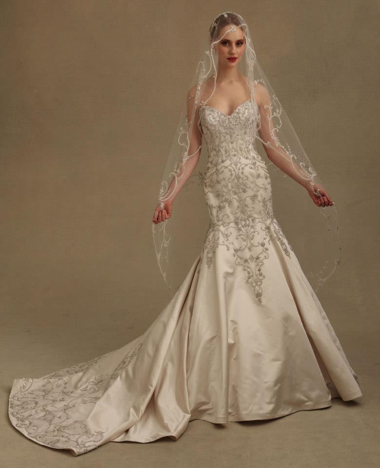 Eve of Milady - Vestidos de Noiva / Bridal Collection - Colecções 2013