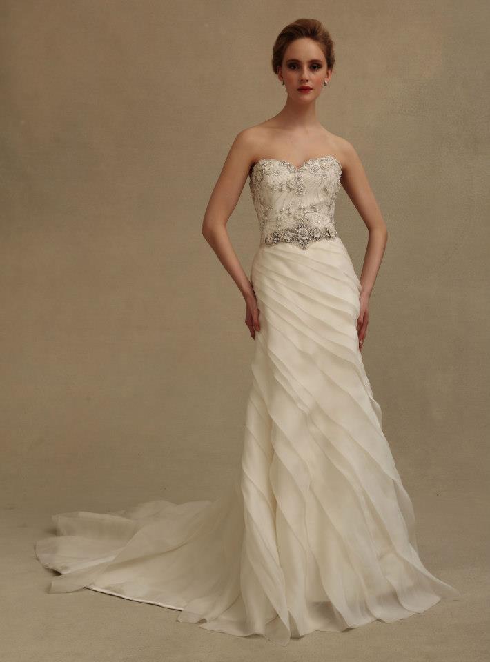 Eve of Milady2 - Vestidos de Noiva / Bridal Collection - Colecções 2013