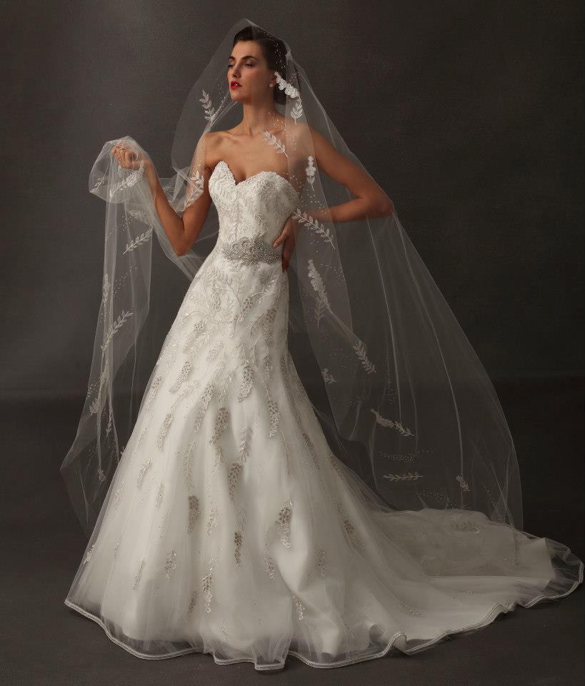 Eve of Milady3 - Vestidos de Noiva / Bridal Collection - Colecções 2013