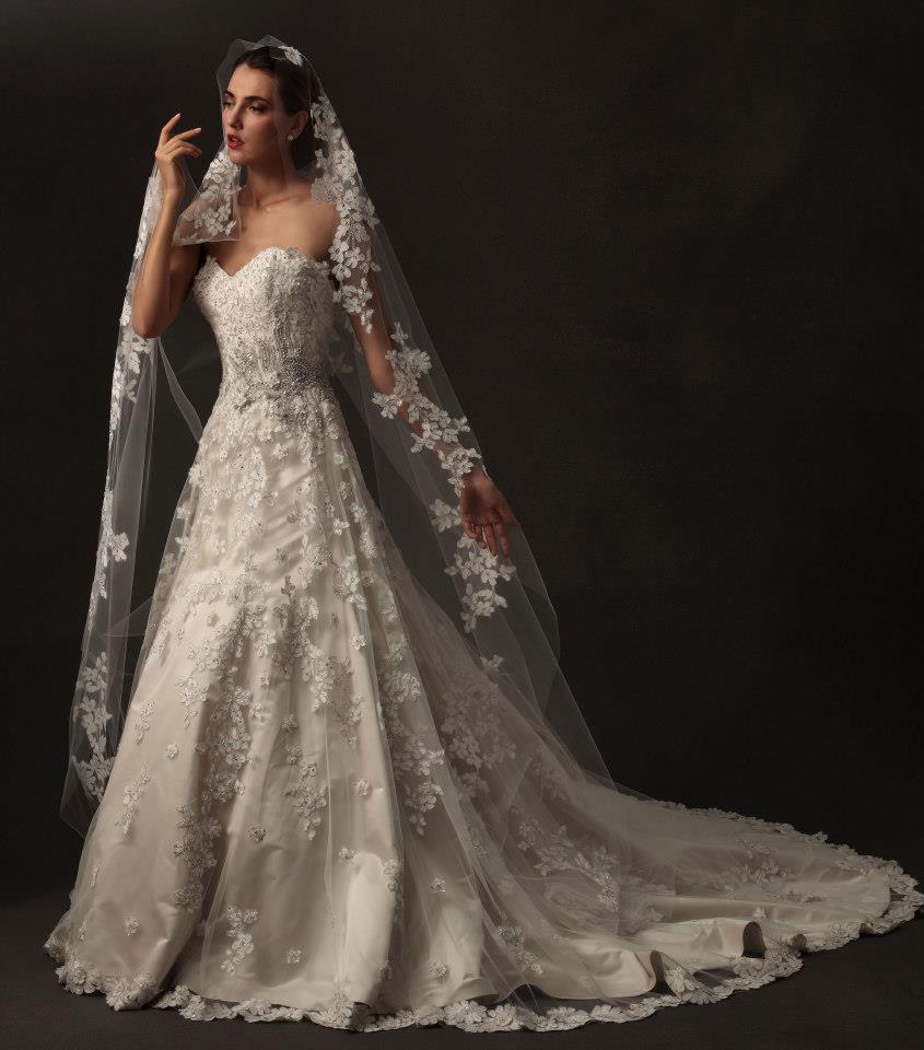 Eve of Milady4 - Vestidos de Noiva / Bridal Collection - Colecções 2013