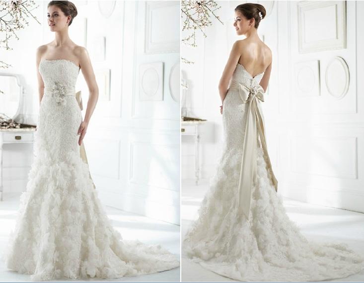 Fara Sposa5 1 - Vestidos de Noiva / Bridal Collection - Colecções 2013