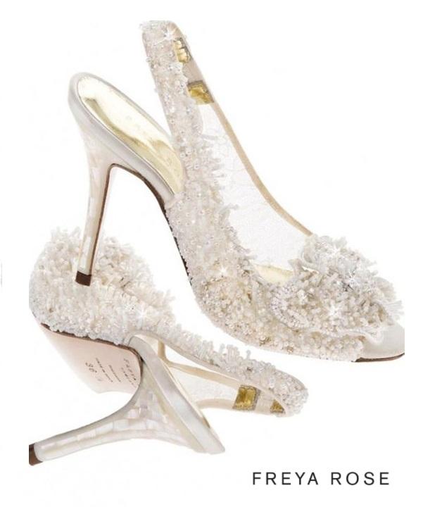 Freya Rose - Sapatos de princesa