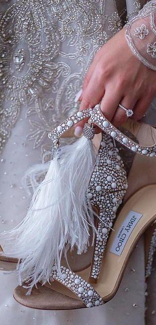 Jimmy Choo - Sapatos de princesa