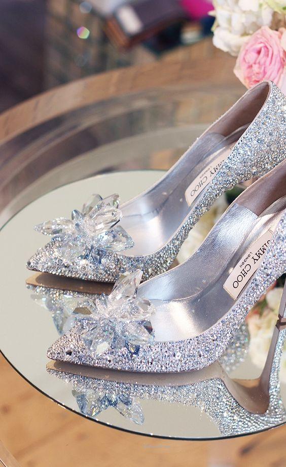 Jimmy Choo1 - Sapatos de princesa