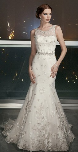 Justin Alexander2 1 - Vestidos de Noiva / Bridal Collection - Colecções 2013