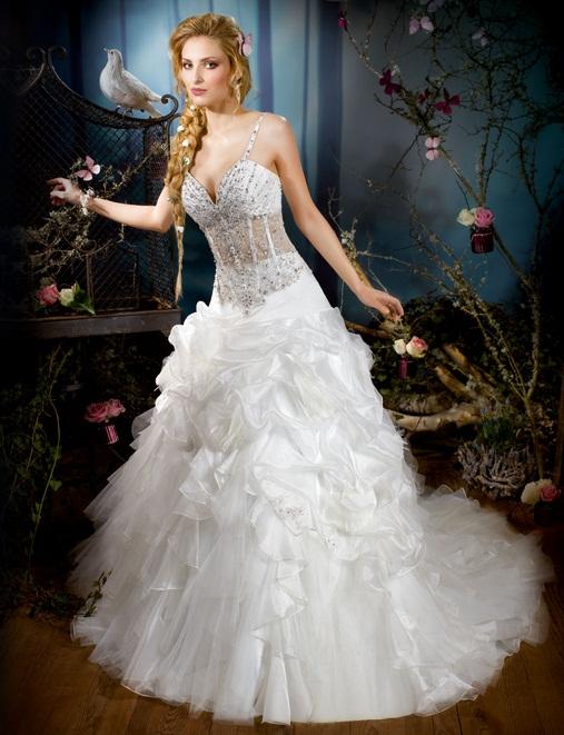 Kelly Star 1 - Vestidos de Noiva / Bridal Collection - Colecções 2013