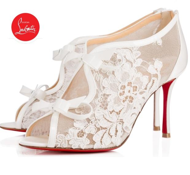 Laboutin - Sapatos de princesa