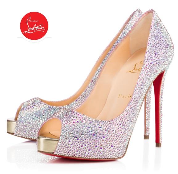 Laboutin1 - Sapatos de princesa