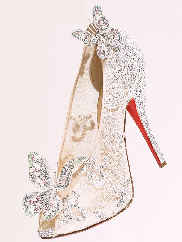 Laboutin6 - Sapatos de princesa