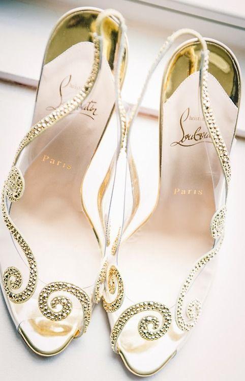 Laboutin7 - Sapatos de princesa