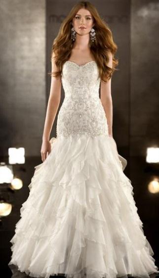 Marina Liana2 - Vestidos de Noiva / Bridal Collection - Colecções 2013