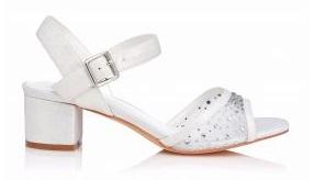 Menbur4 1 - Calçado baixo e raso para noivas